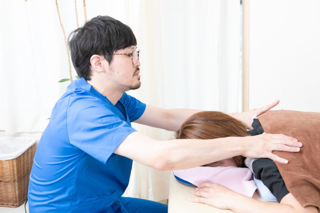 自己治癒力と免疫力を引き出すソフトな施術